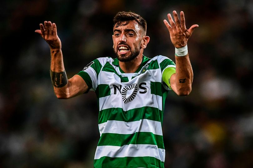 Bruno Fernandes to Man Utd completed 'this week' - breakthrough £55m - Bóng Đá