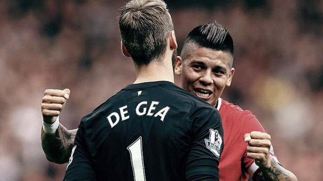 Marcos Rojo has agreed everything to secure Manchester United exit – Report - Bóng Đá