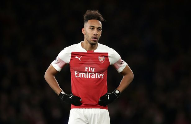 Arsenal striker Pierre-Emerick Aubameyang 'agrees Barcelona transfer' - Bóng Đá