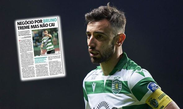Man Utd handed Bruno Fernandes transfer boost with player set to miss next Sporting match - Bóng Đá