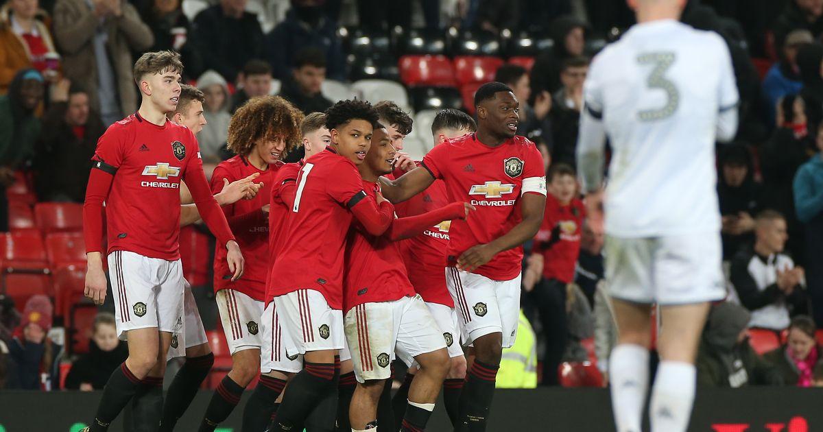 Manchester United 1-0 Leeds United - Bóng Đá