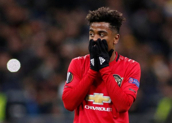 Manchester United: Angel Gomes' rejected loan request has some supporters slamming player treatment - Bóng Đá