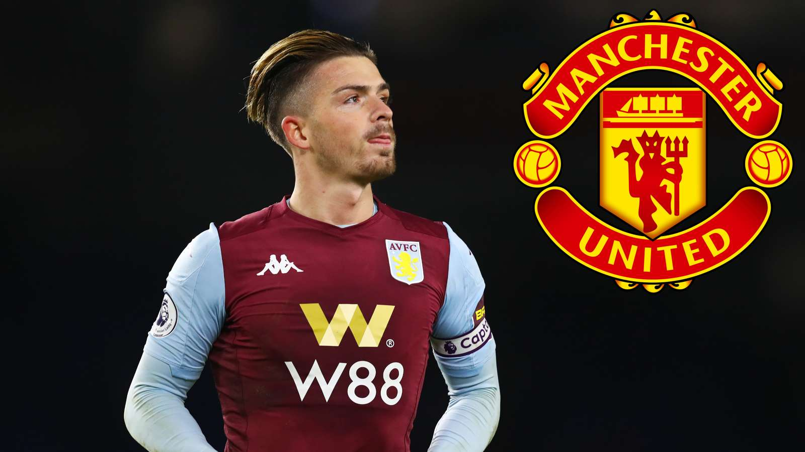 Grealish agreed terms to join Man Utd - Bóng Đá