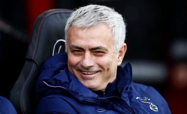Jose Mourinho omits Manchester United from his list of Premier League top-four contenders - Bóng Đá