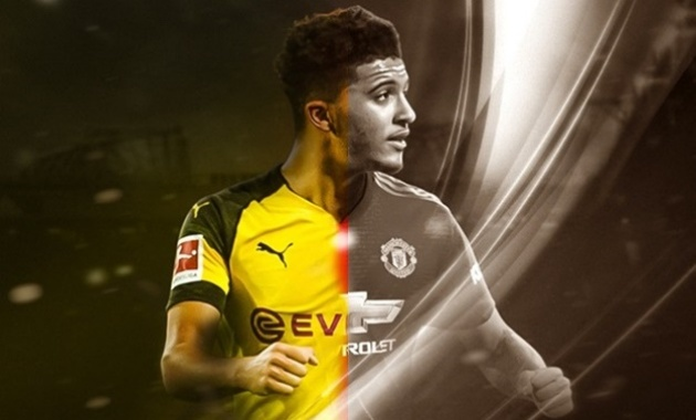 Jadon Sancho's likely shirt number at Man Utd as Dortmund star makes transfer decision - Bóng Đá