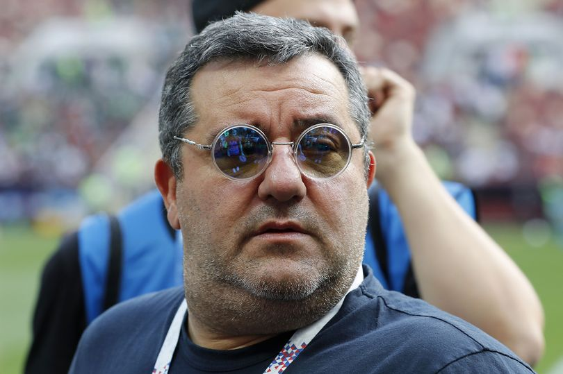 Mino Raiola to meet Man Utd in spring to discuss Paul Pogba contract and transfer - Bóng Đá