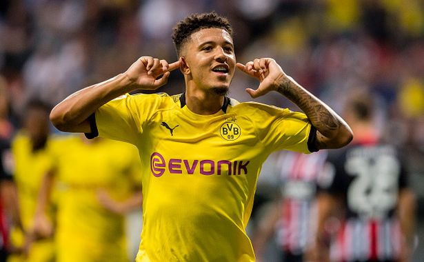 Chelsea and Man Utd receive Jadon Sancho transfer boost after Man City Champions League ruling - Bóng Đá