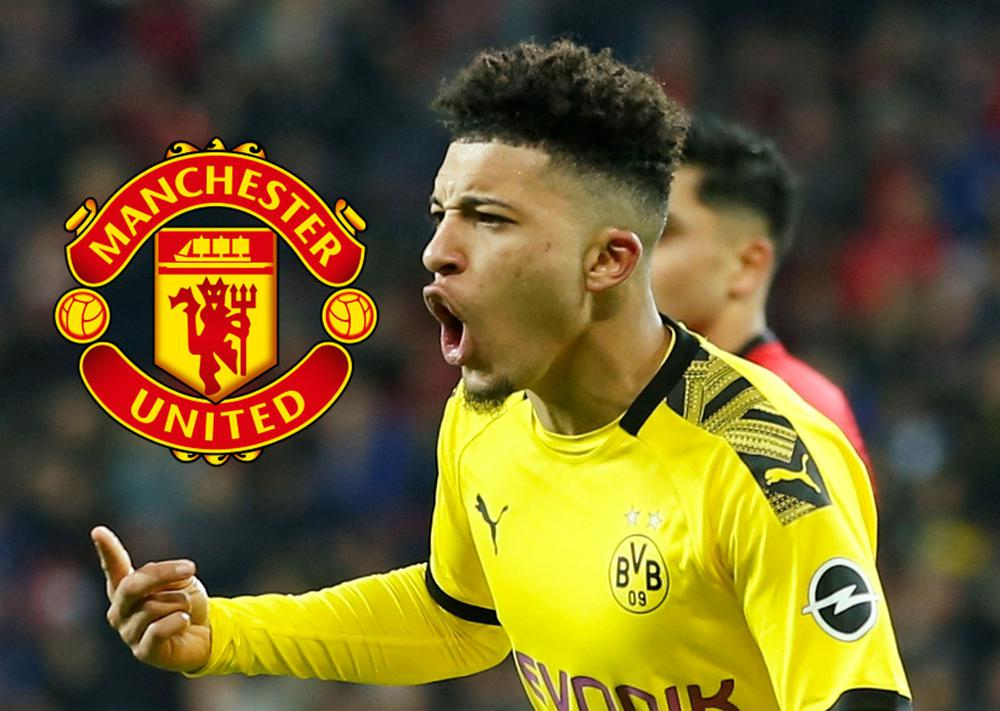 Reveal the fee Man Utd have to pay for Jadon Sancho - Bóng Đá