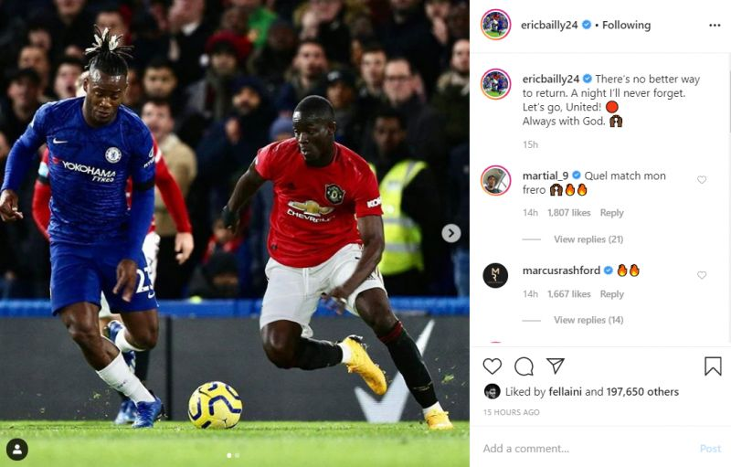 Manchester United - Eric Bailly gives emotional response to win over Chelsea - Bóng Đá