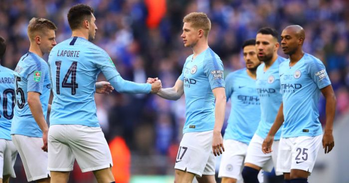 Liverpool eyeing swoop for €225m-rated Manchester City duo - Bóng Đá