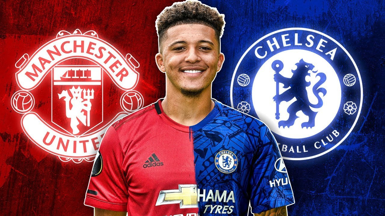 Man United confident of beating Chelsea FC to sign Jadon Sancho - Bóng Đá