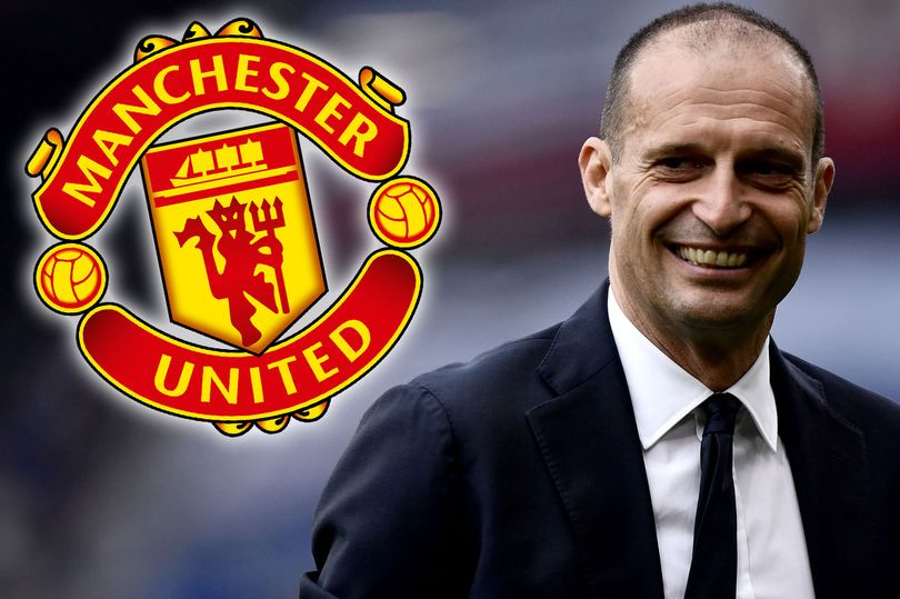 Max Allegri to Manchester United hint as former Juventus boss makes English revelation - Bóng Đá