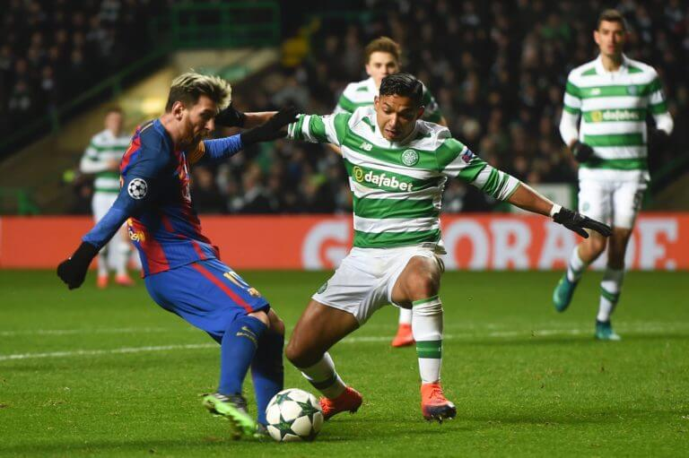 Former Celtic ace Izaguirre opens up on Manchester United interest - Bóng Đá