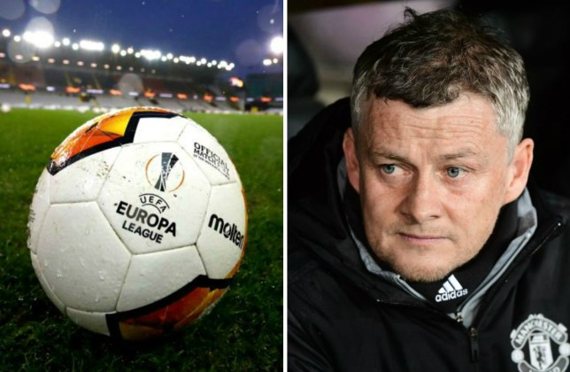 Ole Gunnar Solskjaer unimpressed with Europa League ball and says Man Utd struggled in windy conditions - Bóng Đá