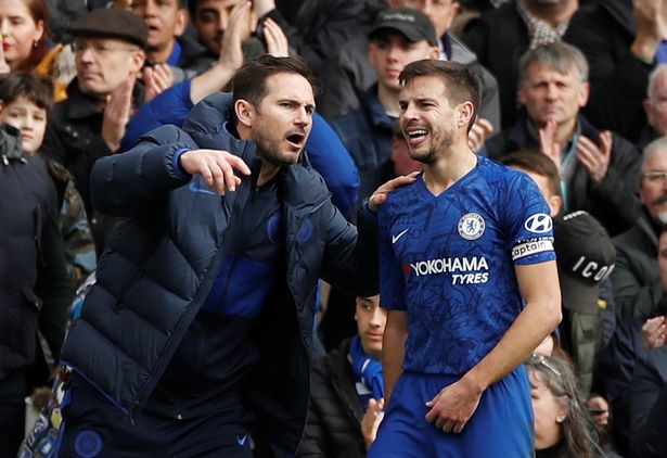 Frank Lampard slams Giovani Lo Celso for