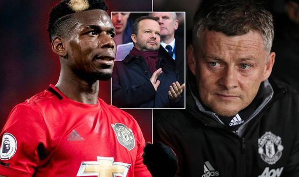 Paul Pogba could change Man Utd transfer stance if Ed Woodward sacks Ole Gunnar Solskjaer - Bóng Đá