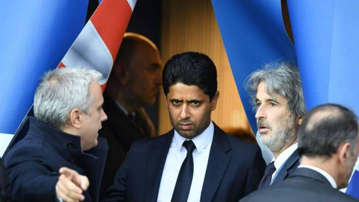 Nasser Al Khelaifi - PSG President charged over bribery - Bóng Đá
