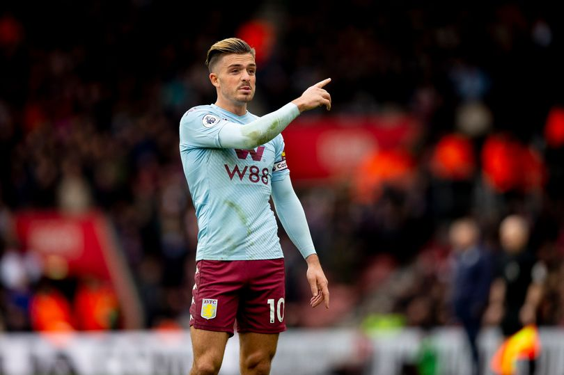 Jack Grealish responds to Manchester United interest in summer transfer window deal - Bóng Đá