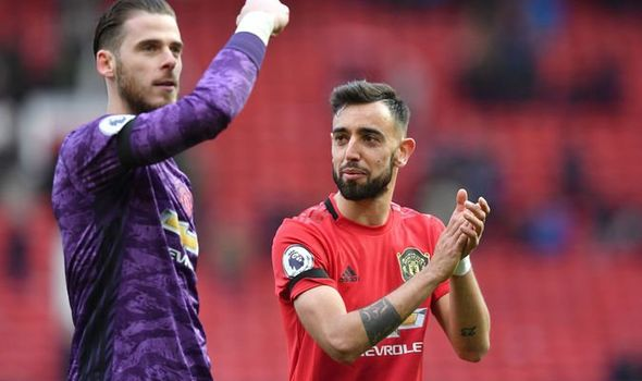 Man Utd star Bruno Fernandes sends message after Watford win - as unusual stat emerges - Bóng Đá