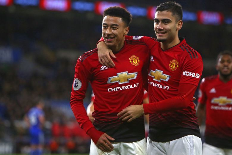 Ole Gunnar Solskjaer explains why Jesse Lingard and Andreas Pereira aren't in Manchester United squad - Bóng Đá
