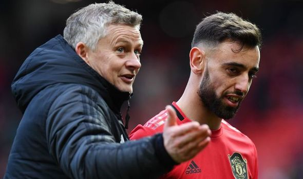 Man Utd boss Solskjaer drops transfer hint with more attackers to follow Bruno Fernandes - Bóng Đá