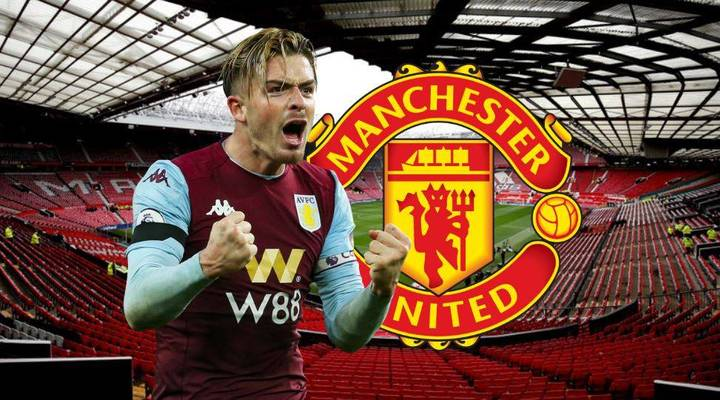 Jack Grealish Has 'Agreed Terms' With Manchester United Over Summer Transfer - Bóng Đá