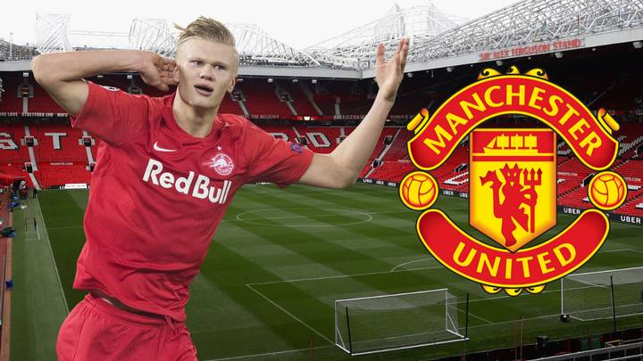 Manchester United 'offered three times Erling Braut Haaland's release clause' - Bóng Đá