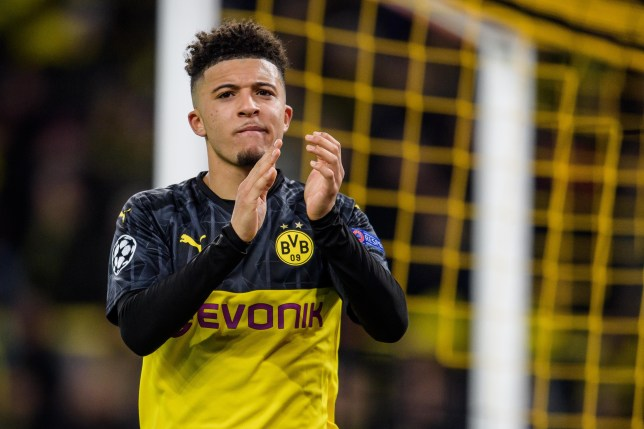 Manchester United leading race to sign Jadon Sancho as Liverpool and Chelsea cool interest - Bóng Đá