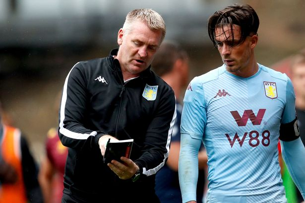 Dean Smith admits League Cup win may not be enough to keep Man Utd target Jack Grealish - Bóng Đá