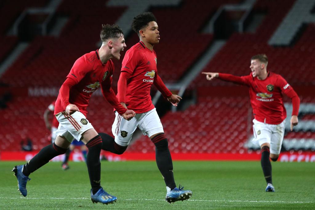 Manchester United vs Wigan FA Youth Cup - Bóng Đá