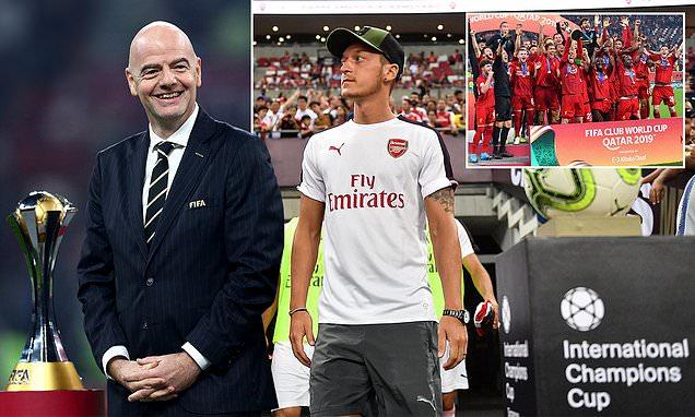 Quá điên rồ, UEFA sắp tổ chức Champions League mùa Hè - Bóng Đá