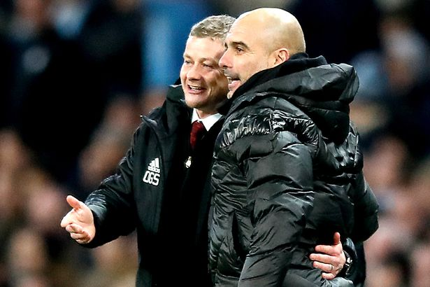 Pep Guardiola says Man Utd are right to stick with Ole Gunnar Solskjaer - Bóng Đá
