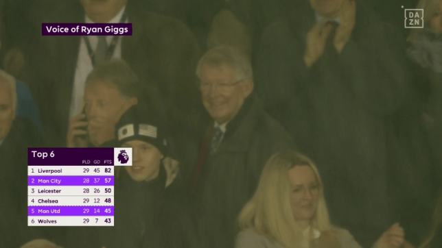 Sir Alex Ferguon's brilliant reaction to Manchester United's win against 'noisy neighbours' Manchester City - Bóng Đá