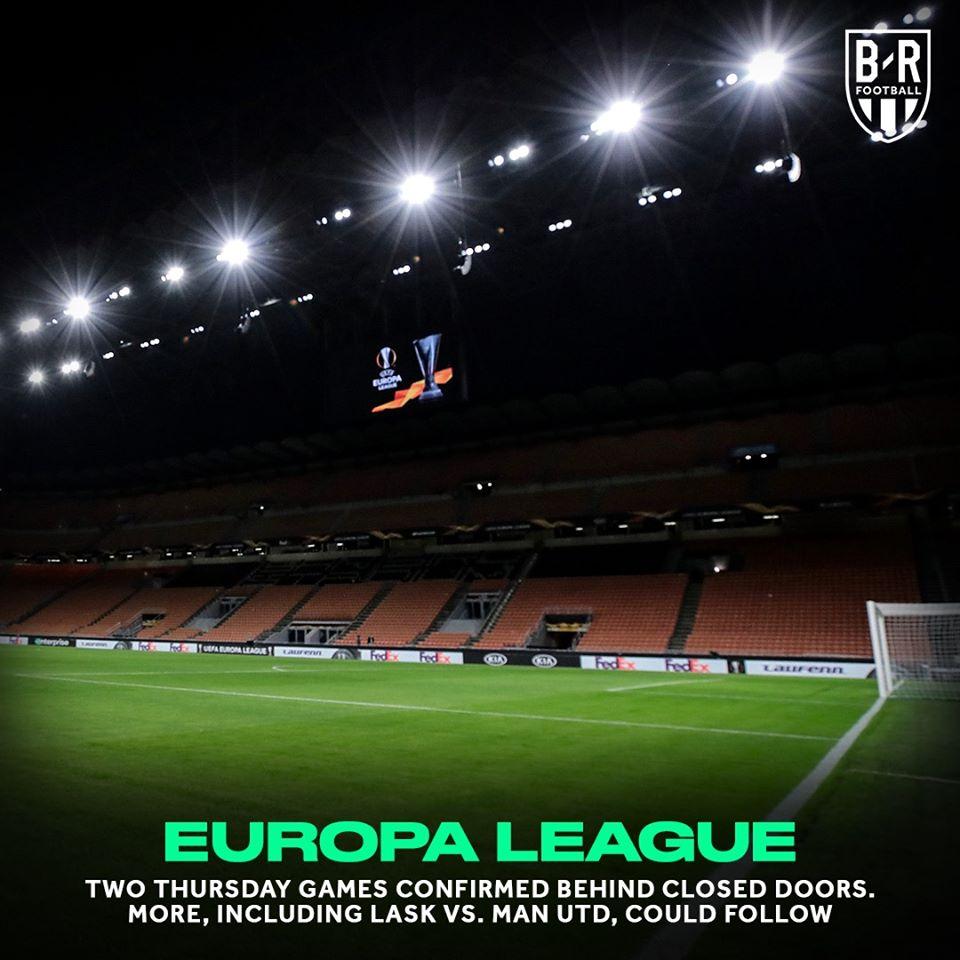 Virus corona khiến bóng đá châu Âu chao đảo thế nào? - Bóng Đá