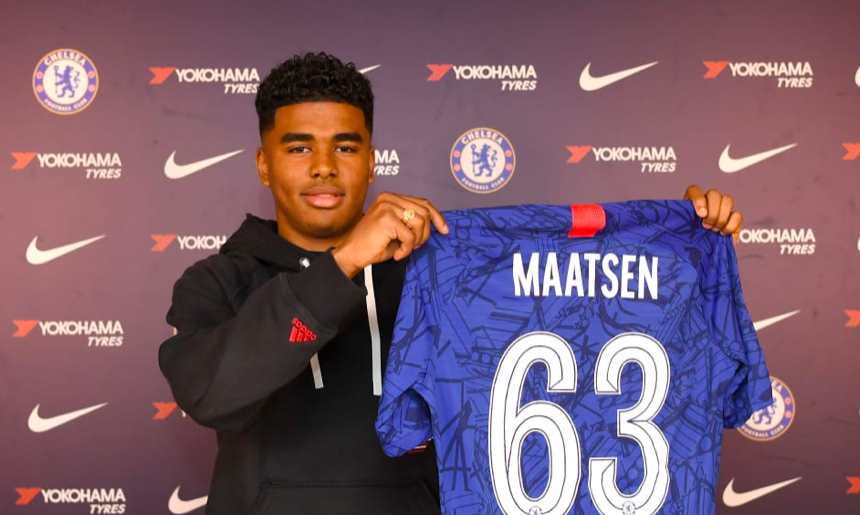 Ian Maatsen - 18-year-old star agrees new four-year Chelsea deal - Bóng Đá
