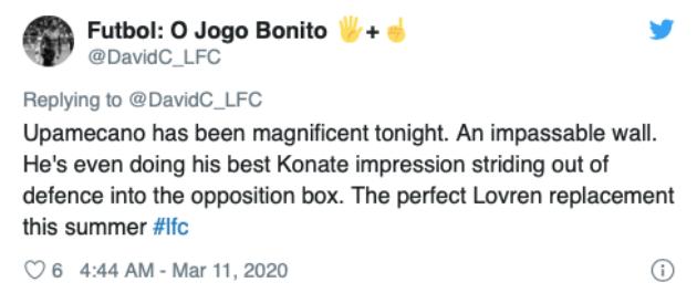 Liverpool fans swoon over Dayot Upamecano - Bóng Đá