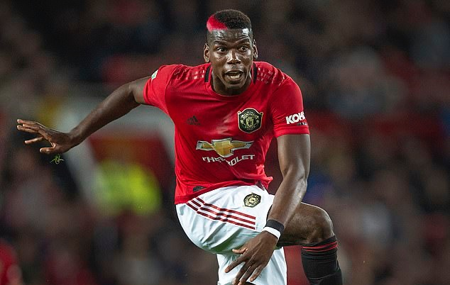 Paul Pogba on the brink of Manchester United U-TURN with unsettled star open to signing new deal and link up with Bruno Fernandes - Bóng Đá