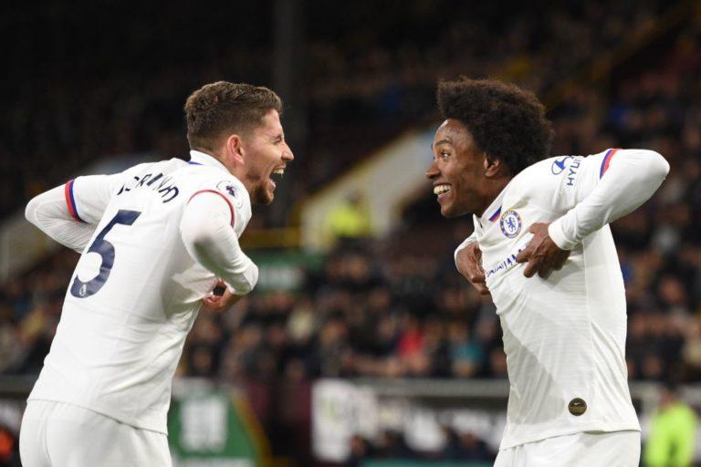 Chelsea key stats leaders in Premier League 2019/20 so far - Bóng Đá