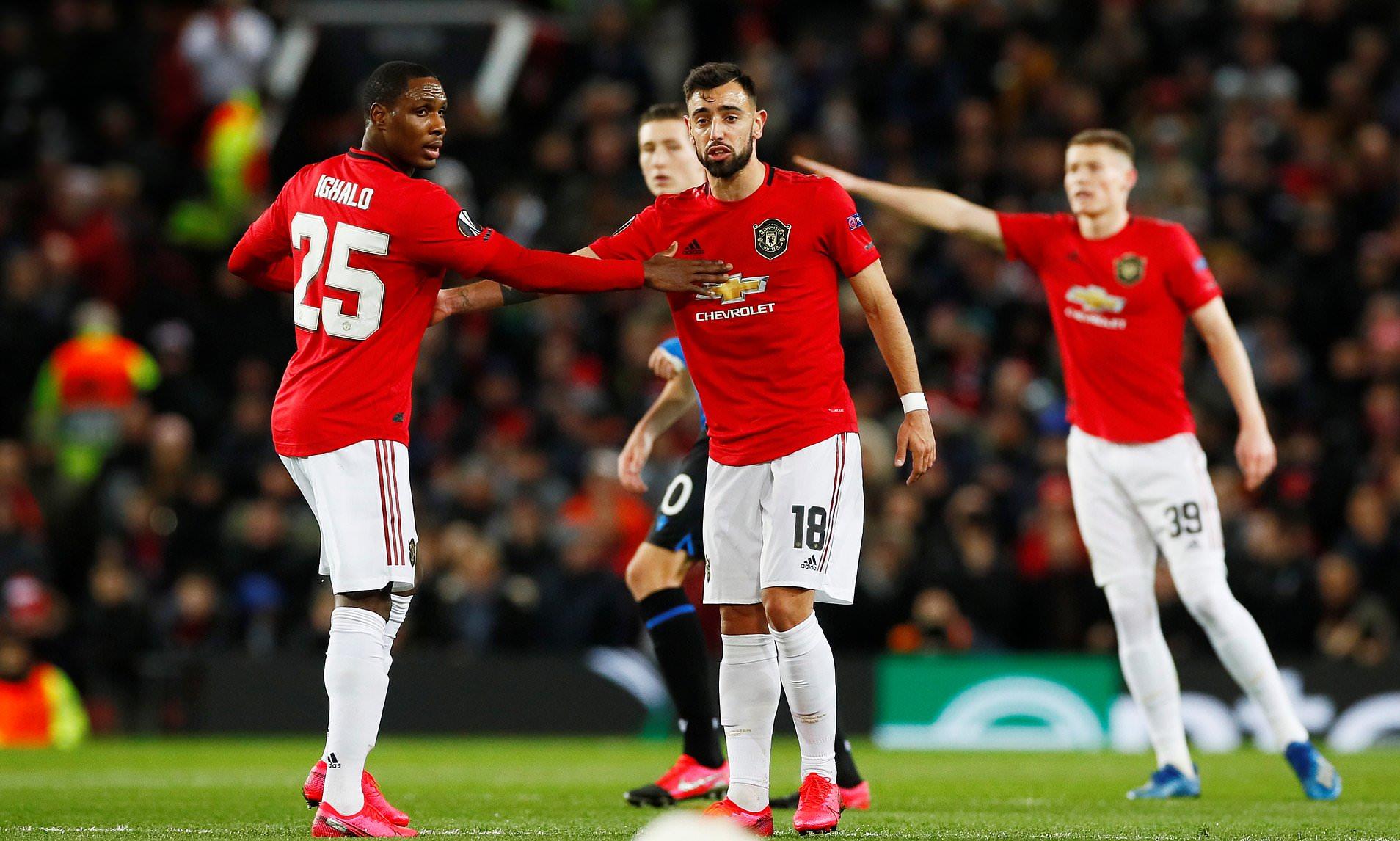 Manchester United face Odion Ighalo contract dilemma - Bóng Đá