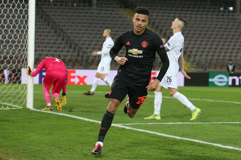 Mason Greenwood names the two funniest players at Manchester United - Bóng Đá