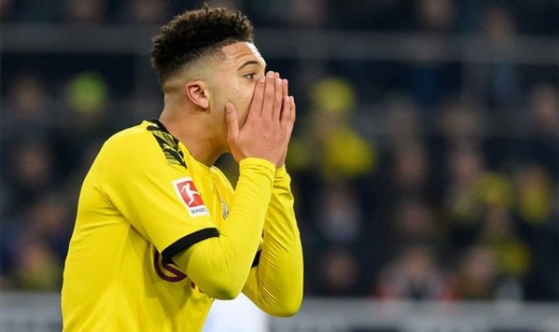 Man Utd faced with Jadon Sancho transfer problem because of Ed Wooodward - Bóng Đá