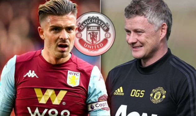 Jack Grealish prefers Man Utd transfer if he leaves Aston Villa despite Real Madrid and Barcelona interest - Bóng Đá