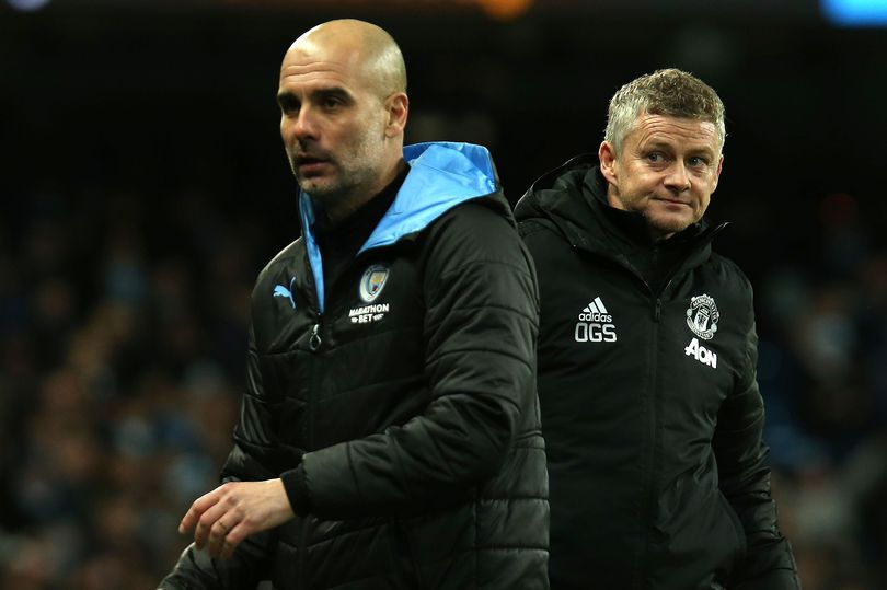 Nếu Solskjaer và Pep hoán đổi, đội hình Man Utd và Man City sẽ ra sao? - Bóng Đá