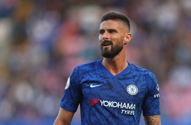 Olivier Giroud reveals he was desperate to join Inter Milan after asking to leave Chelsea - Bóng Đá