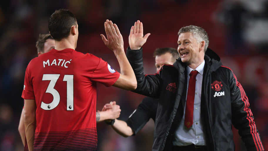 Nemanja Matic - Man Utd boss Solskjaer had problem with one player - 'there was an issue between them' - Bóng Đá