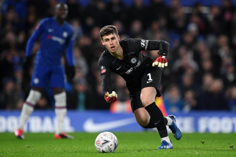 Chelsea goalkeeper Kepa Arrizabalaga can be as good as Petr Cech, says Mark Bosnich - Bóng Đá