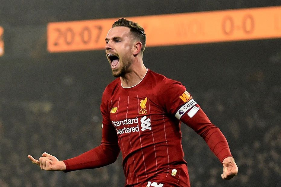Jordan Henderson embraces different normal as football takes a back seat - Bóng Đá