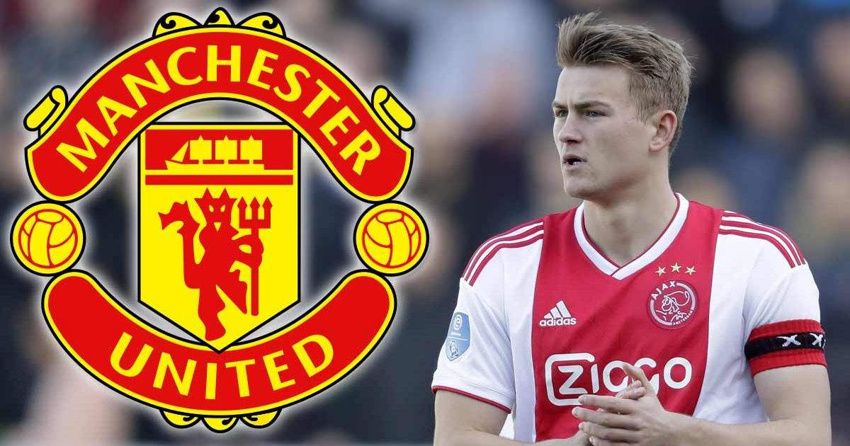What Matthijs de Ligt has said about Man Utd as shock swap transfer plan emerges - Bóng Đá
