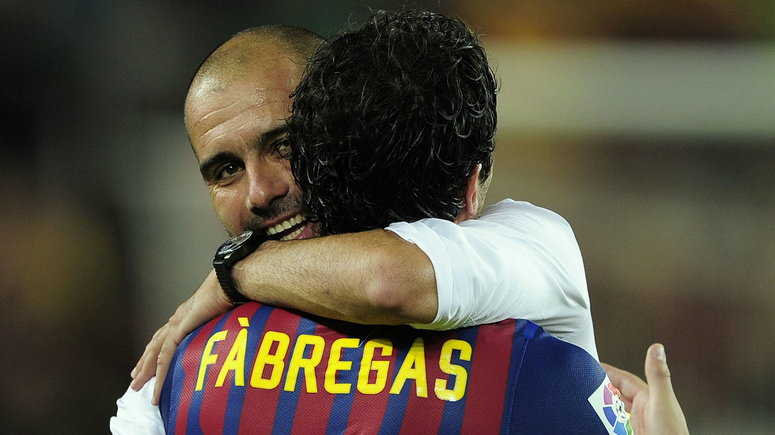 No Guardiola as Fabregas names his top two managers - Bóng Đá