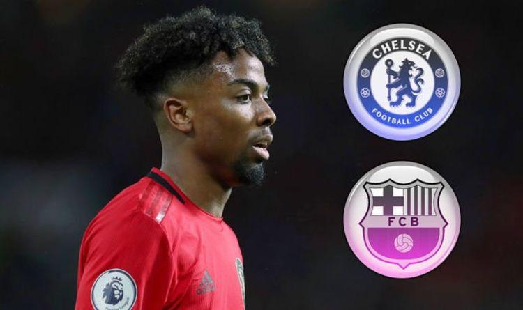 Chelsea transfer target Angel Gomes speaks out on Man Utd future - Bóng Đá